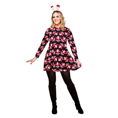 Christmas Dress - Santa Christmas Fancy Dress